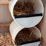 DIY Chicken Nesting Boxes