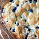 Delicious Buttermilk-Blueberry Breakfast Cake