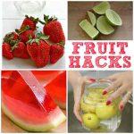 25 Fruit Hacks You've Gotta See