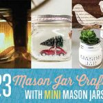 23 DIY Crafts With Mini Mason Jars