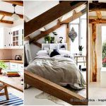 32 Stunning Design Ideas For Exposed Wooden Beams