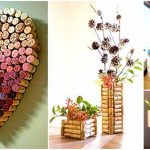 30 Creative DIY Cork Recycling Projects You Should Try