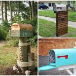 DIY Mailbox Makeovers To Boost Curb Appeal