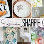 30 Stunning Home Decor Sharpie Crafts