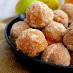Apple Cider Donut Holes