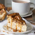 Brown Sugar Pecan Cheese Cake Pie