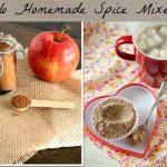 16 Homemade Spice mixes