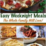 Easiest Family Weeknight Meals