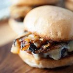 French Onion Soup Sliders