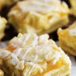 Peaches and Cream Pie Bars
