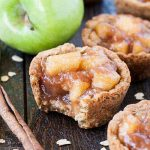 Apple Crisp Cookie Cups Recipe