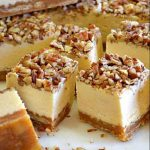 Pecan Pie Cheesecake Fudge Recipe