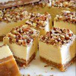 Pecan Pie Cheesecake Fudge Recipe