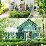 12 DIY Dream Sheds & Greenhouses With Reclaimed Windows