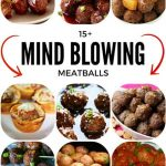 Mind Blowing Meatballs