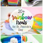 20+ Rainbow Treats for St. Patrick's Day