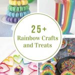 Rainbow Crafts and Treats