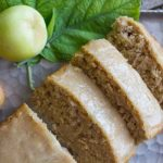 Glazed Apple Cinnamon Oatmeal Bread Recipe