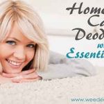 HOMEMADE CARPET DEODORIZER {WITH ESSENTIAL OILS}