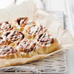 Berry Cream Cheese Pastry Swirls
