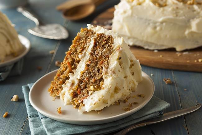 Crazy Carrot Cake
