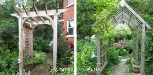 20 Arbor Trellis Obelisks Ideas