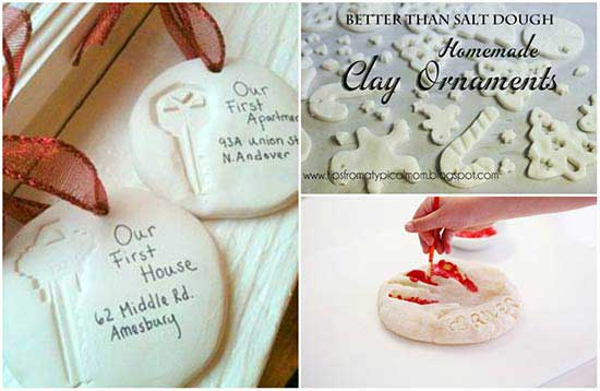 Better Than Salt Dough {Homemade Clay