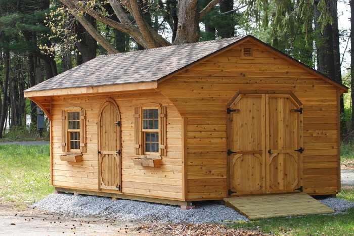 7 Epic Backyard Cabins
